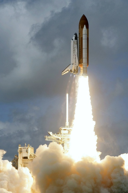 STS-120 Launch picture